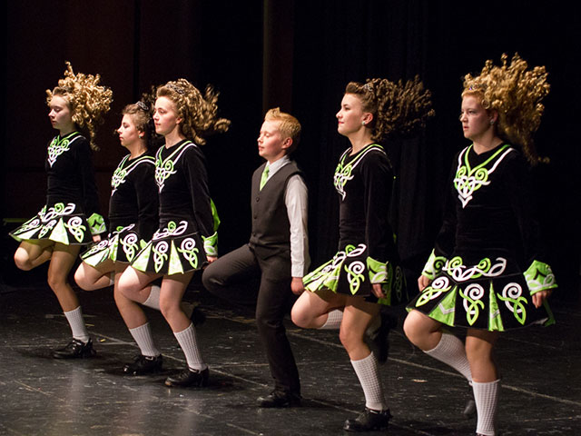 BMW Irish Dance