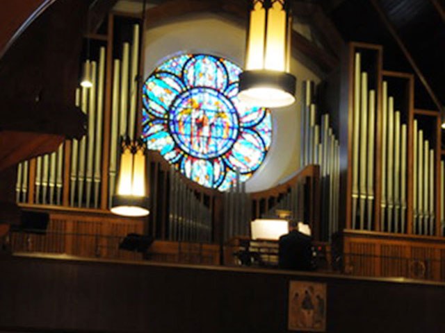 BMW Noon Organ Recitals
