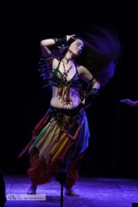 Star Belly Dancer